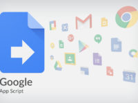 Using Google Apps Scripts