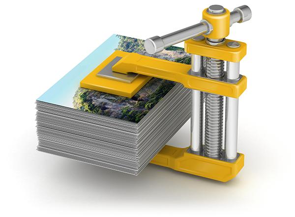 Compressing web server images
